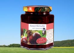 Bild zu: Sauerkirsche mit Mandeln & Amaretto