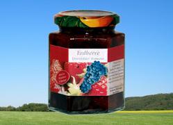 Bild zu: Erdbeere in Dornfelder Rotwein
